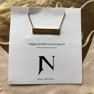 Jook & Nona DREAM Necklace